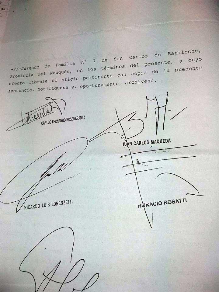 Corte Suprema Fallo IVA Bariloche